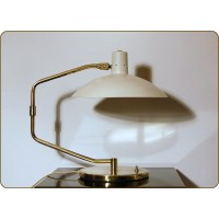 Lampada da Tavolo KNOLL Mod. N 8, New York 1950, Design Clay Michie