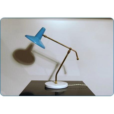 Lampada da Tavolo STILUX Milano, Made in Italy 1950