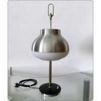 Lampada da Tavolo LUMI, Mod. 648, Design Oscar Torlasco, Made in Italy 1960