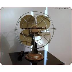 Ventilatore da Tavolo Westinghouse, 2  Velocità / Oscillante, Made in U.S.A. 1950