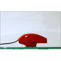 Desk Phone Prod. SIEMENS Mod. GRILLO, Design M. Zanuso R. Sapper 1967