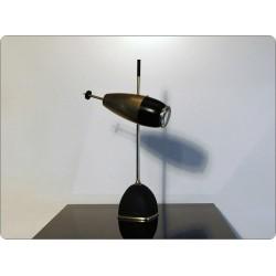 Lampada da Tavolo LUMI, Mod. 577, Design O. Torlasco, Made in Italy 1950
