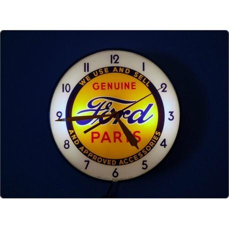 Orologio da Parete FORD, Prod. PAM Clock Brooklyn, Made in U.S.A. 1950