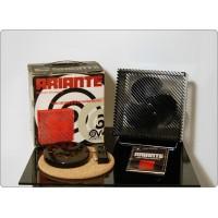 Ventilatore da Tavolo ARIANTE Vortice, Made in Italy 1973, Design M. Zanuso