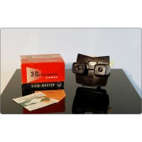 Reel Viewer Stereoscope View-Master Model E, Prod. Sawyer's 1940 - Bakelite