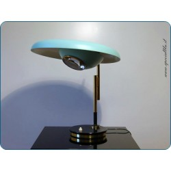 Lampada da Tavolo LUMI, Mod. 555, Design O. Torlasco, Made in Italy 1954