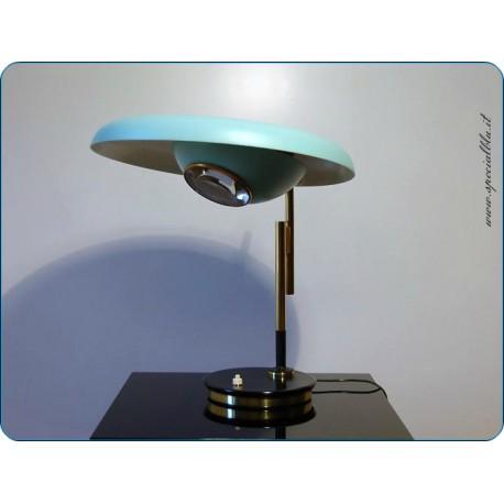 Table Lamp LUMI Mod. 555 T - Design O. Torlasco, Made in Italy 1954