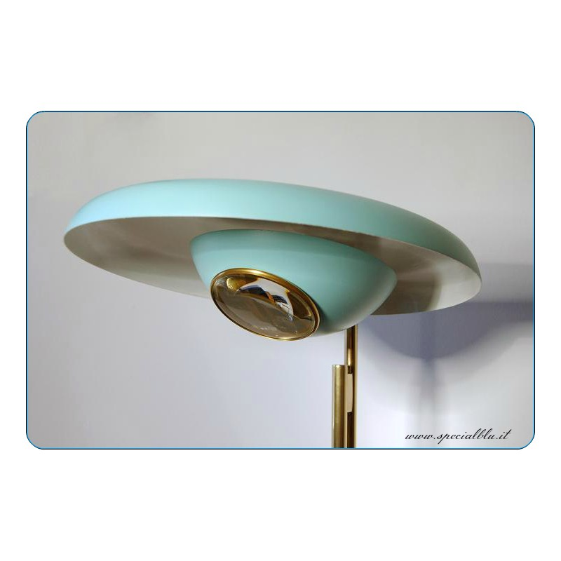 Lampada da tavolo lumi mod 555 t design torlasco made for Lumi da tavolo classici