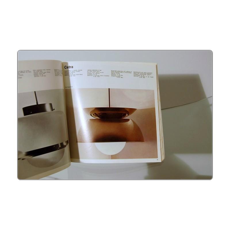 Catalogo artemide 1967 lampade da tavolo terra parete - Lampade da tavolo prezzi ...