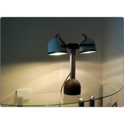 Lampada da Tavolo STILNOVO Mod. TREPIU' - Design Gae Aulenti / L. Castiglioni 1972