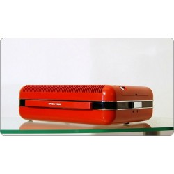 BRIONVEGA Portable Turntable Mod. Fv 1014 - 33 / 45 RPM, Design M. Zanuso 1964