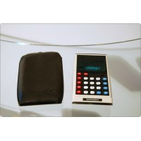 Electronic Pocket Calculator Commodore, Mod. GL-979D, Japan 1975