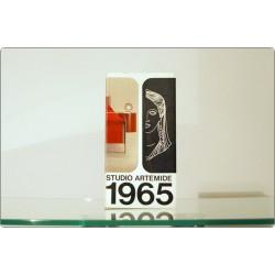 Catalogo ARTEMIDE 1965 - Lampade da Tavolo / Terra / Parete ecc.