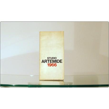 Catalogo ARTEMIDE 1966