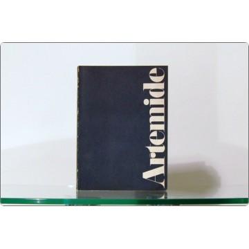 Catalogo ARTEMIDE 1976 - Lampade da Tavolo / Terra / Sospensione, Oggetti, ecc.