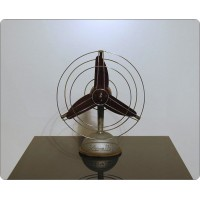 Table Fan, Ercole Marelli, Mod. I 200, Made in Italy 1950