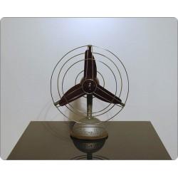 Ventilatore da Tavolo Ercole Marelli, Mod. I 200, Made in Italy 1950