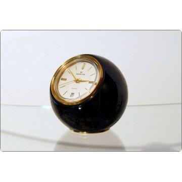 Orologio da Tavolo MARVIN, Swiss Made 1950 - GALALITE