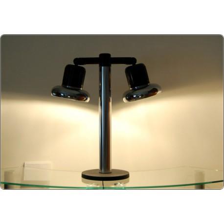 Table Lamp STILNOVO Mod. TREPIU' - Design Gae Aulenti / L. Castiglioni