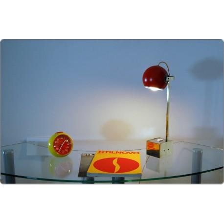 Desk Lamp STILNOVO, Mod. 2704, Made in Italy 1973