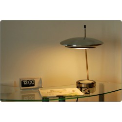 Table Lamp LUMI, Mod. 567, Design Oscar Torlasco, Made in Italy 1959