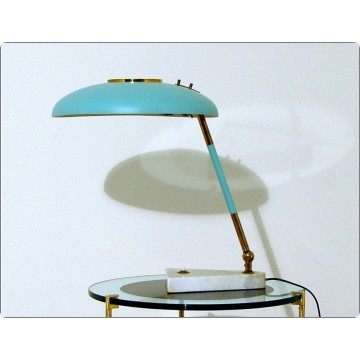Lampada da Tavolo STILUX Milano, Design O. Torlasco, Made in Italy 1950