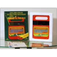 Speak & Spell - Grillo Parlante CLEMENTONI - Texas Instruments