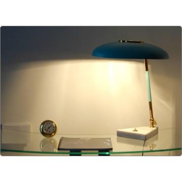 Table / Desk Lamp STILUX Milano, Design Oscar Torlasco, Made in Italy 1950