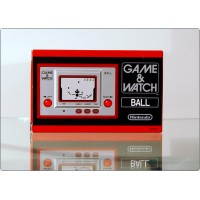 Nintendo Game & Watch - BALL - Platinum Club - Limited Edition