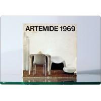 Catalogo ARTEMIDE 1969 - Lampade da Tavolo / Terra / Parete ecc.