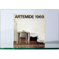 Catalog ARTEMIDE 1969 - Table Lamps / Wall / Floor / Furniture etc.