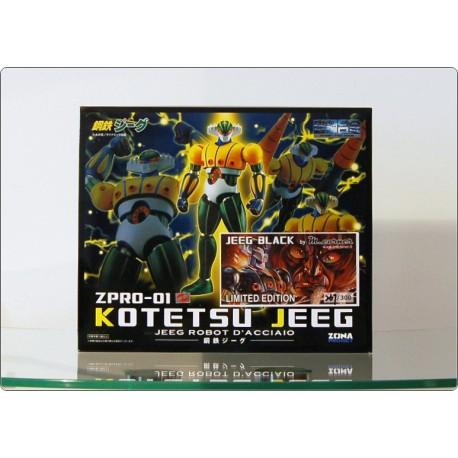 HL pro ZPRO-01 Kotetsu Jeeg - Magnet Steel Gokin Die - Cast