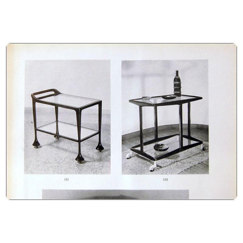 Esempi di arredamento table coffe table food trolley for Esempi di arredamento