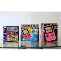 Portable Console NINTENDO Game Boy - Mod. POCKET - Pink Color