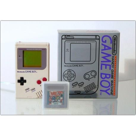 Portable Console NINTENDO Game Boy DMG-01 JP Version - 1989