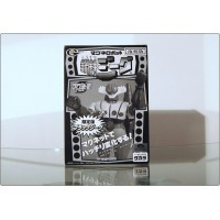 JEEG Robot by Takara - Kotetsu Jeeg - LIMITED Ed. - BLACK Color