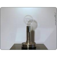 Lampada da Tavolo SPIRALE, Prod. CANDLE 1974, Design A. Mangiarotti