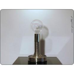 Lampada da Tavolo Mod. SPIRALE, Prod. CANDLE 1974, Design A. Mangiarotti
