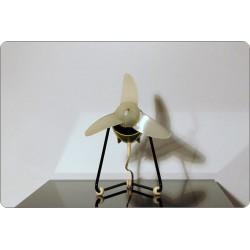 Ventilatore da Tavolo Ercole Marelli, Mod. CRICKET, Made in Italy 1958