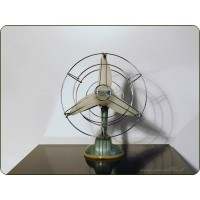 Table Fan Ercole Marelli, Mod. I 202, Made in Italy 1951