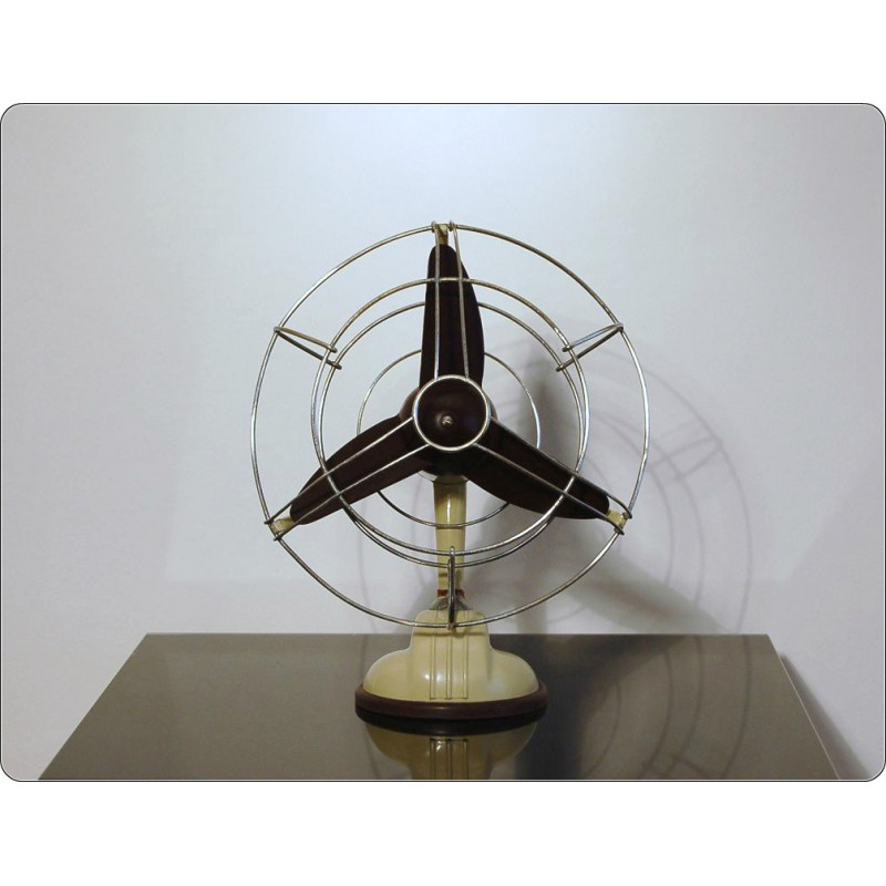 Table Fans Parts : Fan ercole marelli mod i made in italy