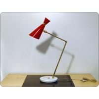 Lampada da Tavolo STILNOVO, Made in Italy 1950